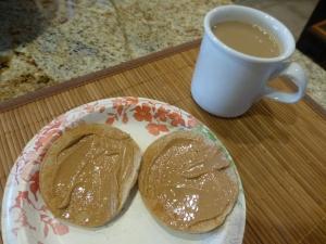 Yum, peanut butter!