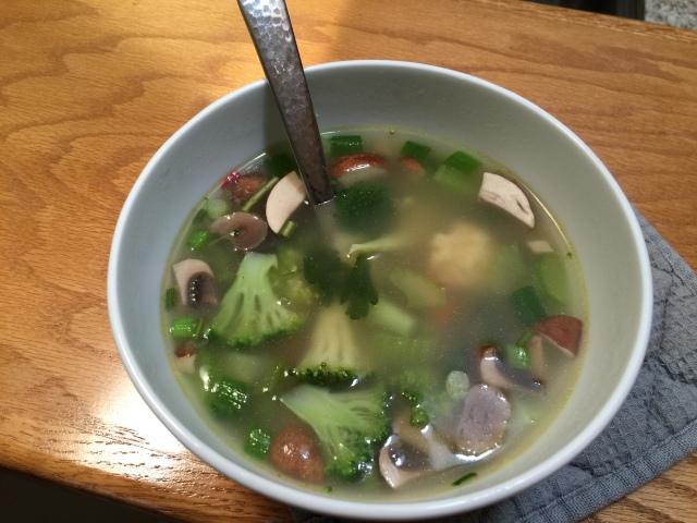 Sludge soup!